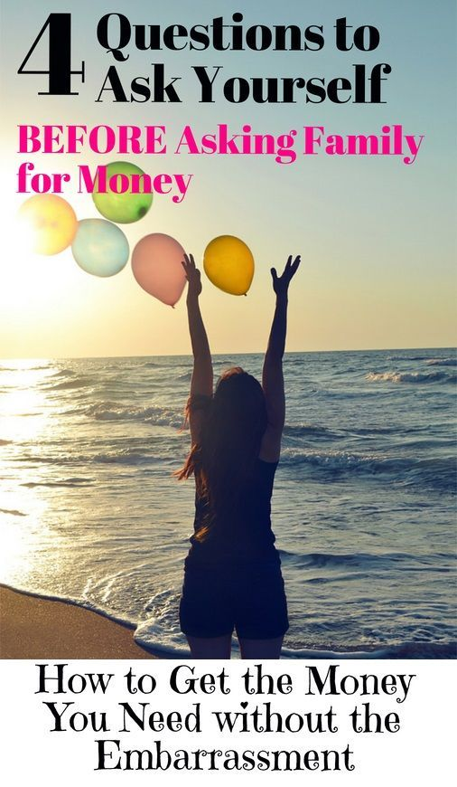 Easy Action Steps Before You Ask Family For A Loan That Will Get You The Money You Need Without Being Awk Personal Finance Blogs Personal Finance Bloggers Loan