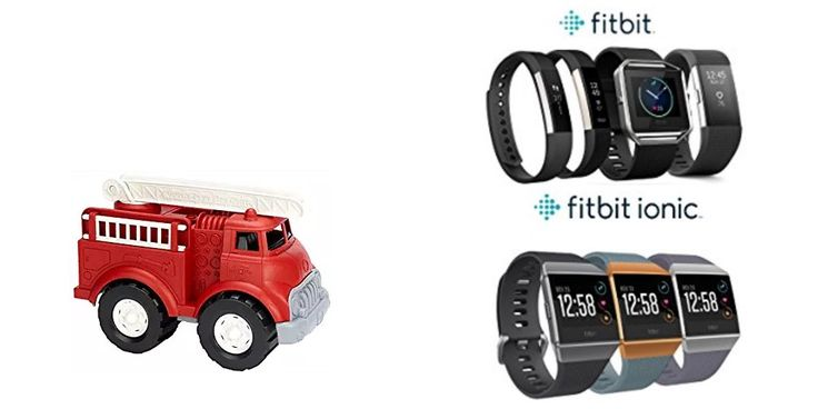 Geek Daily Deals Dec. 12, 2017: Toys Made With Recycled Materials; Sale on Lots of Fitbit Models - https://geekdad.com/2017/12/geek-daily-deals-dec-12-2017-green-toys-fitbit/?utm_campaign=coschedule&utm_source=pinterest&utm_medium=GeekMom&utm_content=Geek%20Daily%20Deals%20Dec.%2012%2C%202017%3A%20Toys%20Made%20With%20Recycled%20Materials%3B%20Sale%20on%20Lots%20of%20Fitbit%20Models