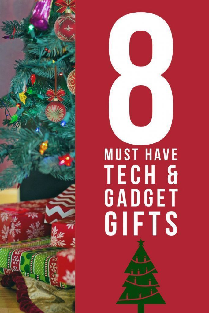 20 Best Christmas Gift Ideas For Tech Gadget Lovers 2016 If You Are Looking For Cool Gift Ideas For Your Geeky Christmas Fun Best Christmas Gifts Tech Gifts