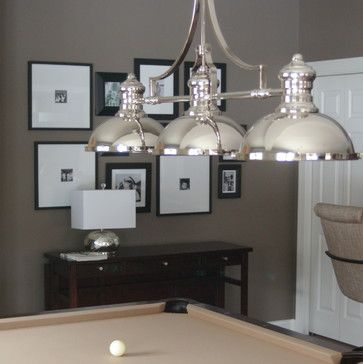 Pool Table Rooms Design Ideas, Pictures, Remodel, and Decor - page 4