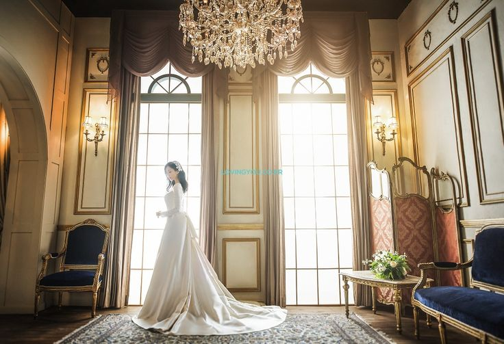 AURA [NEW CLASSY] - KOREA PRE-WEDDING PHOTOSHOOT by LOVINGYOU
