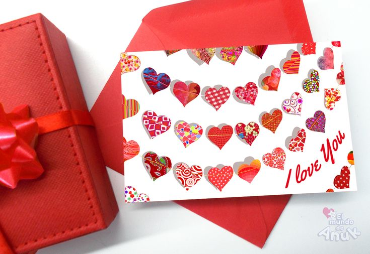 What a colourful way to say 'I Love You' with this full of hearts card. Perfect as an engagement card, anniversary card, birthday card, Valentines day... You can personalise the cover text in the language you prefer too! Visit our #Etsyshop, You're welcome! :) http://www.elmundodeanukdesigns.etsy.com #valentinesday #heartcard #lovecards #romanticcards #love #amor #valentinesgift #greetingcards #sanvalentine #etsy @elmundodeanuk