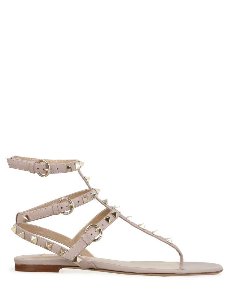 Кожаные сандалии от VALENTINO