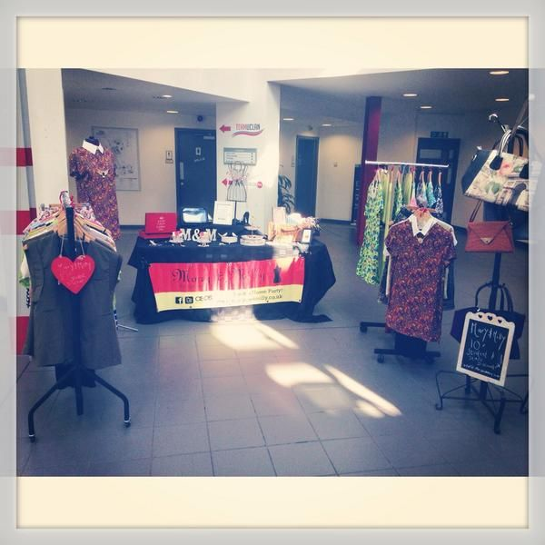 Pretty pop up shop at UCLan!