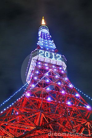 My girlfriend talks a lot about Tokyo towers. It's not much to look at in the day time based on the photos, but there's elegance and tranquility that comes from it at night. I look forward to seeing it with my own eyes.
