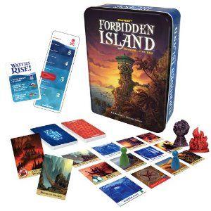 $33.00 Forbidden Island: Amazon.ca: Toys & Games