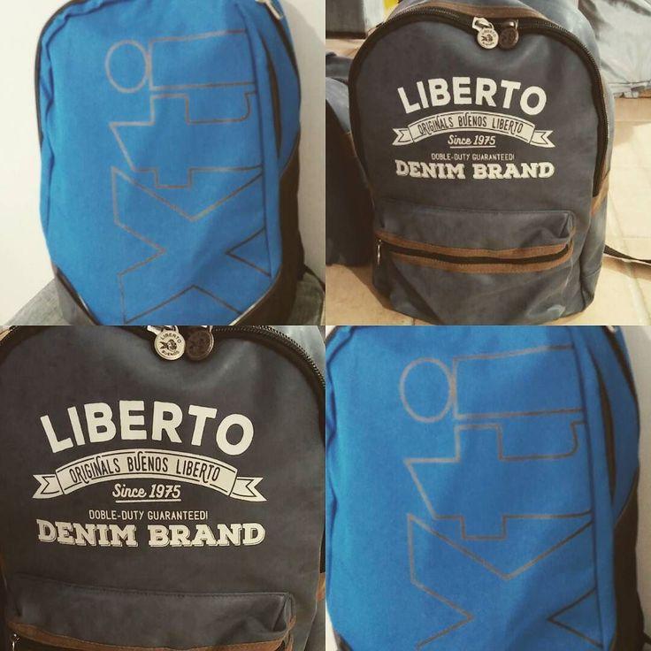 Vuelta al cole!!!  #vueltaalcole #mochilas #liberto #xti #benetton #lois #campro #septiembre #estoyaestaaqui #school #colegio #pilascargadas #regalsleonor