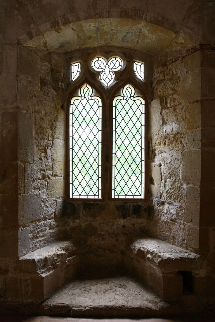 "ollebosse: "" Castle Window - Battle Abbey by NickiStock """