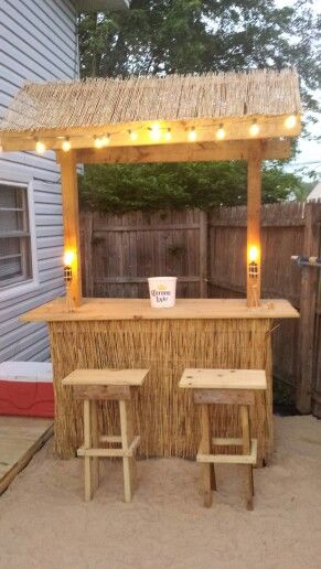Tiki Bar Plans Lowes - WoodWorking Projects & Plans