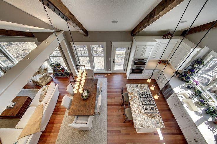 Nos encantan la inspiración y todas las imágenes que podemos ver para buscar los mejores looks para nuestra casa.