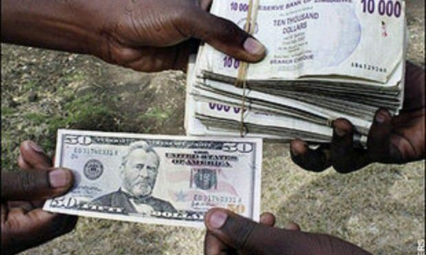 Worthless Zimbabwean dollar to be phased out