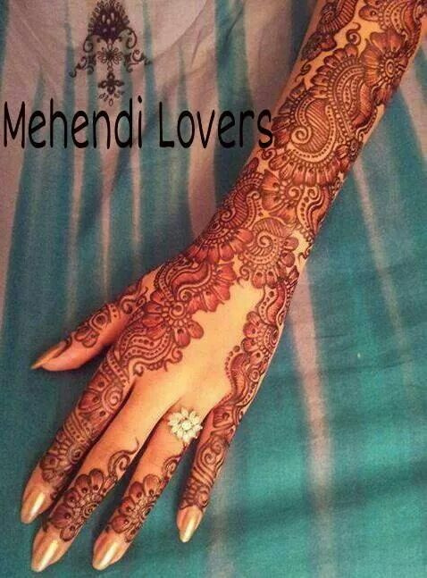 Mehendi - perfect for engagement