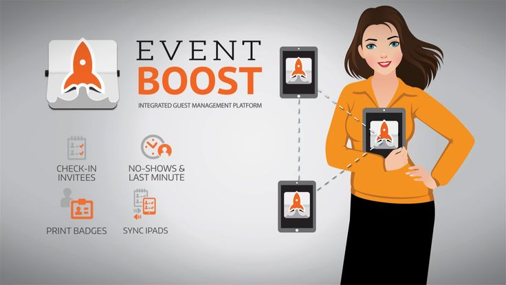 How to manage a successful event with Eventboost - Eventboost provides event professionals a unique-on-the-market event management software and online registration platform. Email invitation, event registration, confirmation, reminder and followup, social network sharing, ipad app check-in, badges. All in one click! Eventboost. Powerful, flexible, simple. Try the difference! http://www.eventboost.com