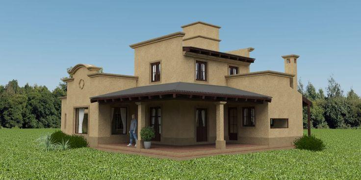 25 best estilo colonial ideas on pinterest arquitetura for Fotos de techos de casas