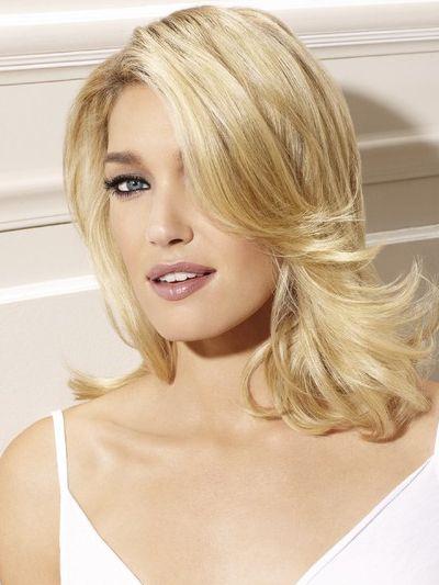 Miraculous 1000 Ideas About Medium Layered Hairstyles On Pinterest Short Hairstyles Gunalazisus