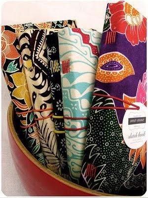 love these fabrics. Do you know a seamstress to make a dress....?
