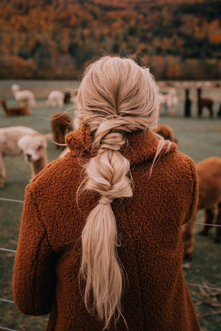 Lamas Und Apfelernte Barfussblond Von Amber Fillerup Clark Frisuren Haar Styling Frisuren Langhaar