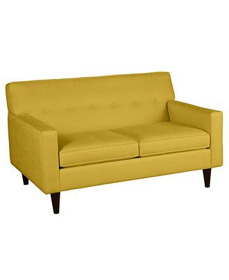 Cheap Sofas Clare Fabric Loveseat x x Couches u Sofas Furniture Macy us