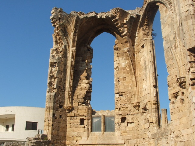 Old #Cyprus ruins of Famagusta #NorthCyprus