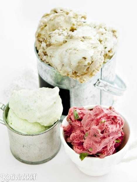 Tuunaa jäätelö | Kotivinkki