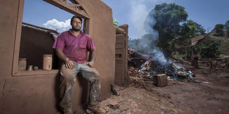 Um dos maiores desastres ambientais do país faz um povoado desaparecer, arrasa um rio e mostra que o Brasil precisa punir com mais rigor