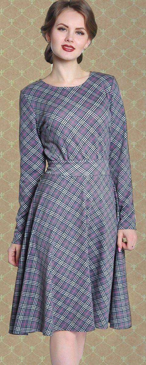 Элегантное платье/ Стильное платье в клетку/ Платье в клетку/ Модный образ #look #beauty #rise #riseshop #model #photomodel #fashion #beauty #clothes