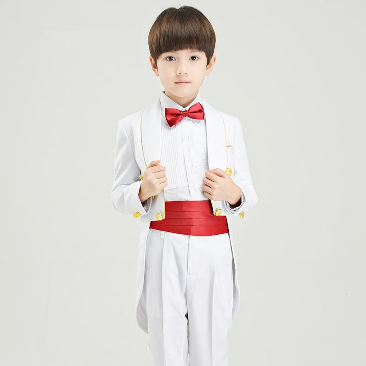 ==> [Free Shipping] Buy Best 2017 new fashion baby boys kids children tuxedos suits boy suit for weddings formal black white piano performances tuxedo dress Online with LOWEST Price | 32699570744