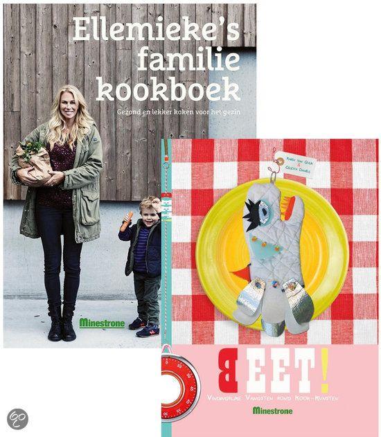 bol.com   Ellemieke's familie kookboek, Karen Van Gullik & Celesta Daniels   9789490028596...