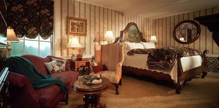 Champion Room at Captain Lord Mansion Rustic weddings Pinterest