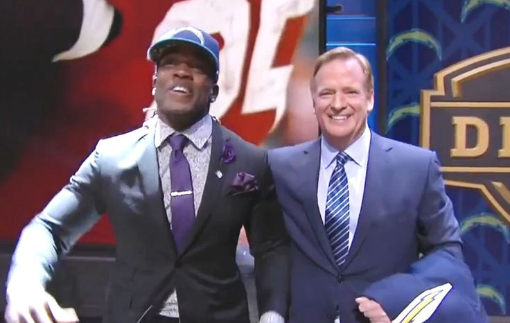 NFL Draft: Chargers pick RB Melvin Gordon from Wisconsin in 1st - CBS News 8 - San Diego, CA News Station - KFMB Channel 8