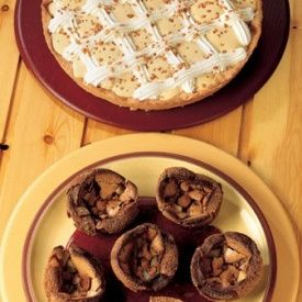 Gli sformatini tiepidi di cioccolato. Condivisa da: http://ilmondodeidolci.blogspot.com.ar