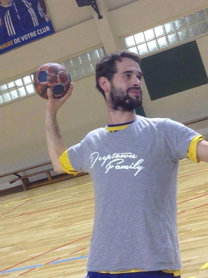 Le Duc Handball Dieppe Et Aussi Avec Deeptown