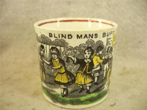 Antique-staffordshire-childs-cup-Blind-Mans-Buff-sic-Bluff