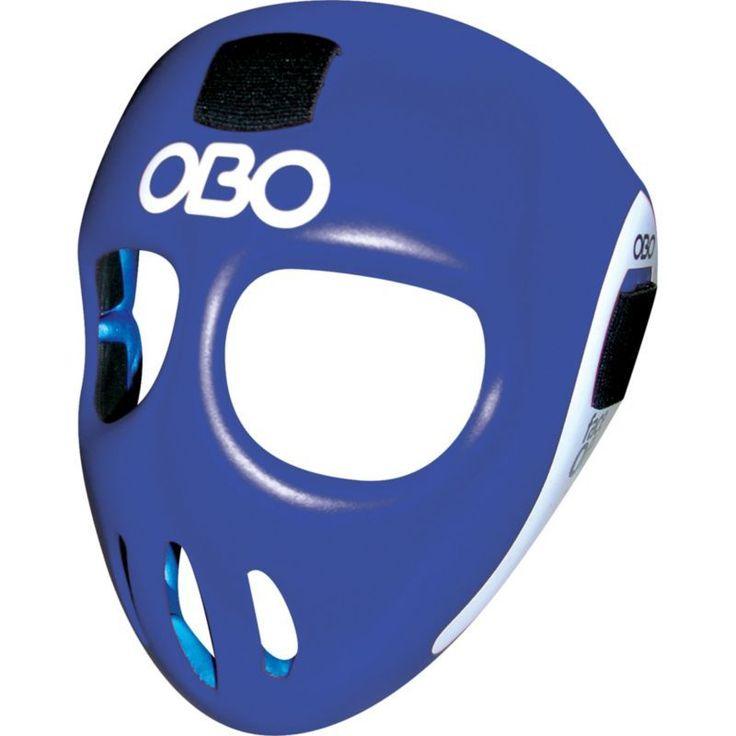 OBO FaceOff Field Hockey Mask, Blue