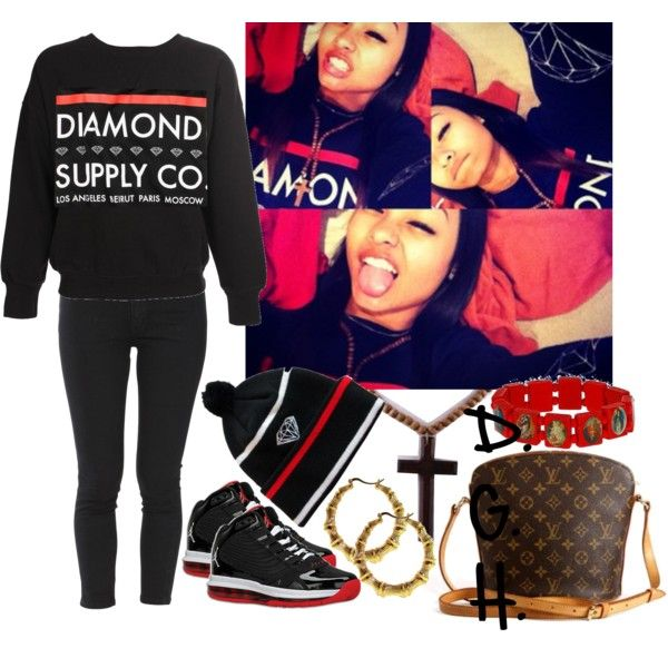 Diamond Supply Company. - Polyvore