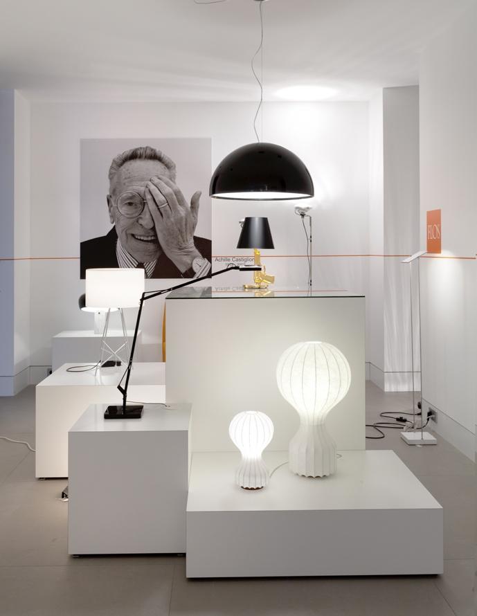 Photo taken in our lighting studio. Products by FLOS http://www.designmeubels.nl/merken/flos-lampen