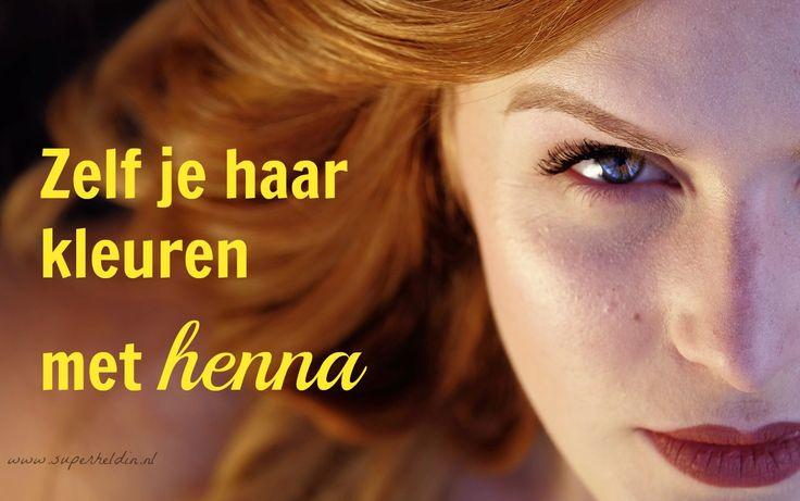 Alles wat je moet weten over het kleuren van je haar met henna vind je hier. Henna is een natuurproduct dat goed voor je haar is en eenvoudig is in gebruik.