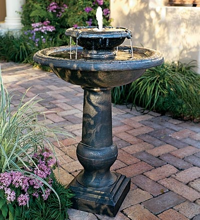 17 best images about pond fountains bird baths on for Garden fountains phoenix