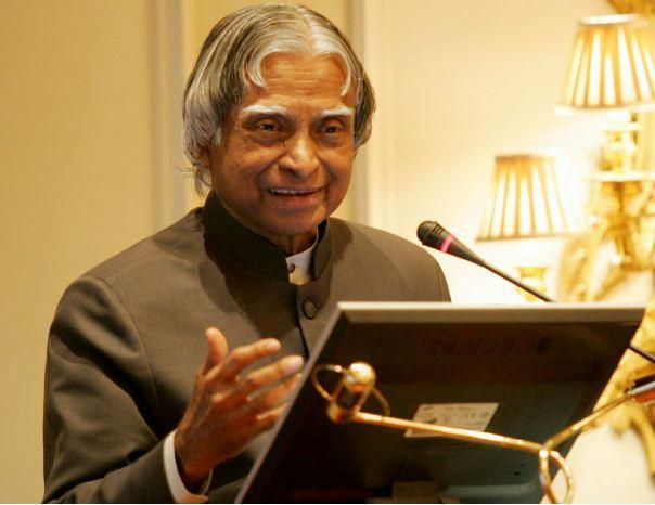 Dr APJ #Abdul #Kalam Former President & eminent scientist passed away in Shillong today at the age of 83.