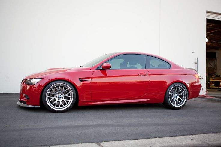 Red Bmw M3 E92 Coupe Bmw Car Dope Rides Pinterest
