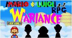 jogar Mario & Luigi RPG Wariance online
