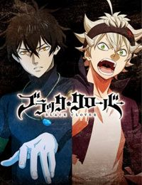Black Clover (TV) anime | Watch Black Clover (TV) anime online in high quality