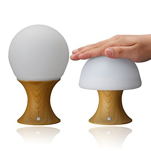 Mocent® Colorful Silicone Timer Light Ball and Mushroom V…