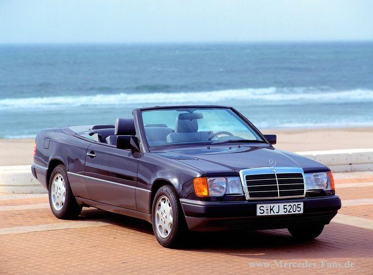 Mercedes Convertible W124