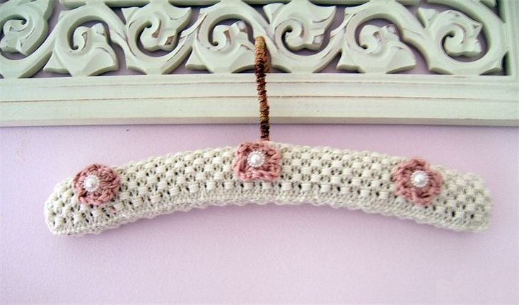 Vintage Coat Hanger  Its always lovely to have a special hanger for your wedding dress /flower girl dress or that special little number
