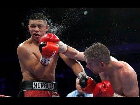 Jaime Munguia vs  vs Brandon Cook Today Boxing Fight Match