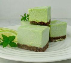 Avocado Key Lime Pie Bars (Low-Carb, Dairy & Gluten-Free)