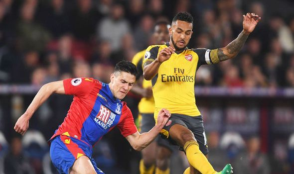 Theo Walcott: What it felt like to hear Arsenal fans turn on us against Crystal Palace   via Arsenal FC - Latest news gossip and videos http://ift.tt/2osdSXE  Arsenal FC - Latest news gossip and videos IFTTT