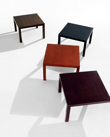 43 best mies van der rohe images on pinterest chairs - Table basse rectangle ...