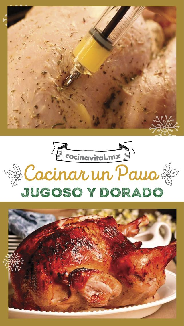 Si tienes una cena o comida familiar... aquí te damos algunos tips para cocinar un pavo jugo y dorado, ¡el horneado perfecto para Navidad o Año Nuevo! Vegan Recipes, Cooking Recipes, Deli Food, Xmax, Quick Meals, Holiday Recipes, Meal Planning, Food And Drink, Yummy Food
